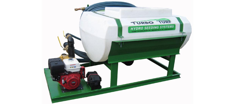 Turbo Turf HS-300-EH hydroseeder